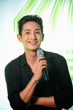Lee Soo Hyuk Yes another picture of him. Sigh. He is my new crush