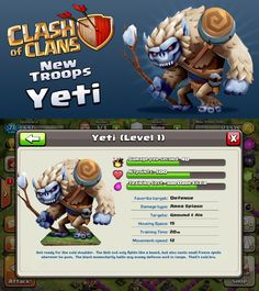 Awesome clash of clans idea.