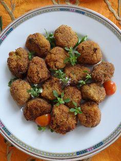 La mia cucina persiana: Polpette deliziose con avanzi di arrosto