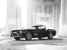1959 Ferrari 250 GT LWB California Spider at Monterey RM auction this summer. You can lease it through Premier. Apply online for auction pre-approval. #Ferrari #LeaseAFerrari #MontereyAuction