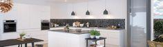 Køkken Venezia Mat Line - stilrent look - AUBO