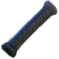 WELLINGTON CORDAGE NPCR5503250B Paracord Black 532 x 50 by WellingtonCordage *** See this great product.