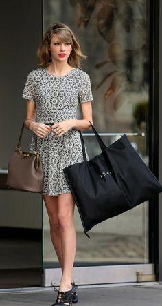 Taylor Swift em NY (09/04/14)