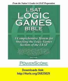The PowerScore LSAT Logic Games Bible (9780980178203) David M. Killoran , ISBN-10: 0980178207  , ISBN-13: 978-0980178203 ,  , tutorials , pdf , ebook , torrent , downloads , rapidshare , filesonic , hotfile , megaupload , fileserve