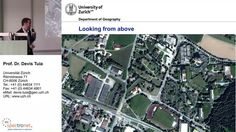 Remote sensing and deep learning: smart processing of images from above