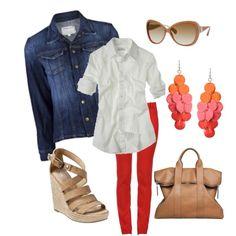 Spring Fashion, created by cyndispivey