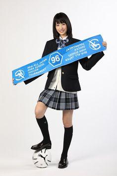 れます 高橋ひかる(C)NTV (4/11) たんぽぽ川村(38)が Cute School Uniforms, School Uniform Girls, Girls Uniforms, High School Girls, Japanese School, Cute Japanese, School Girl Japan, Sexy Socks, Japanese Models