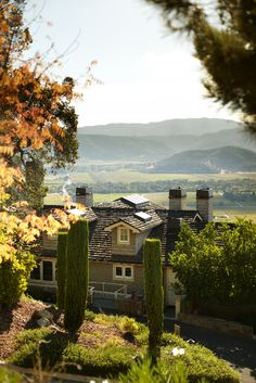 #California's iconic #wine country is filled with pastoral beauty. Discover some of the best of #NapaValley at the Poetry Inn.