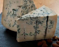 VerdeCapra®, a goat's milk blue from Lombardia, Italy
