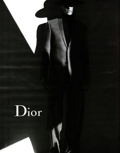 Baptiste Giabiconi by Karl Lagerfeld for Dior Homme Fall 2011 Campaign (Preview)