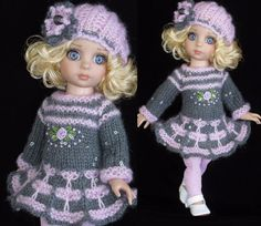 SWEATER,HAT,LEGGING&SHOES SET MADE FOR TONNER PATSY,EFFNER BONEKA&SAME SIZE DOLL. Sold for one bid of $59.99 on 3/28/15