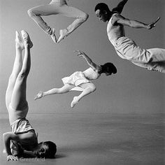 You don't have to be this OR that. You can be this AND that. Or neither. Something different altogether.   Photo credit: Lois Greenfield, dancers from the Bill T. Jones/Arne Zane Dance Company #nolabels #nolimits #authentic #dance #Franciscogelladance #freedom #life @danceonnetwork @24sevendance