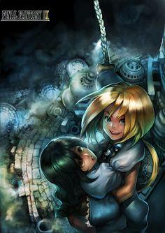 Final Fantasy Ix, Final Fantasy Artwork, Fantasy Series, Best Games, Game Art, Finals, Abs, Garnet, Anime