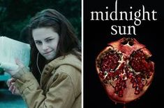 """Real Twihards Know That Stephenie Meyer Uploaded The First 250 Pages Of """"Midnight Sun"""" To Her Site Ages Ago Twilight Saga Books, Dairy Free Treats, Buzzfeed News, Midnight Sun, Treat Yourself, New Books, Junk Food, Book Covers, Meals"""