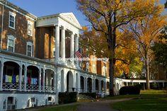 Hollins University! Located in Roanoke, VA.