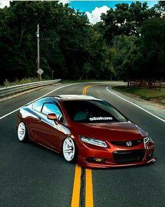 Honda Civic Modificado : honda, civic, modificado, Modified, Civic, Navigation, Ideas, Civic,, Honda