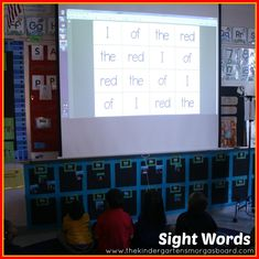 Literacy Block Routine