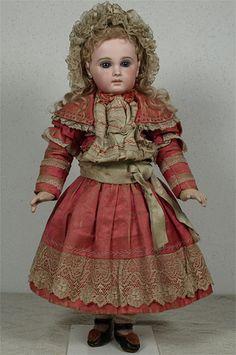 Factory-original dress.