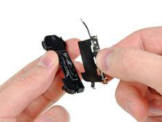 4. Verwijder de GSM antenne.