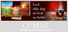 Leef elke dag in die ruimte van God se liefde. Christian Gifts, Christian Women, Books, Libros, Book, Book Illustrations, Libri