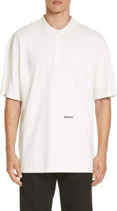 f19b282fe Calvin Klein Oversize Polo Oversized Polo