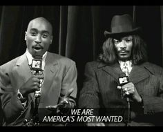 2 Pac and Snoop