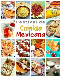 A culinária mexicana tem como base o milho combinado com muitos condimentos e ervas (bastante pimenta e coentro, por exemplo), e geralmente acompanhado de feijão. O que mais me chama atenção nos pr…