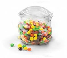 Unzipped - Glass Bag - The Kitchen Gift Co