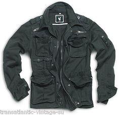Surplus Raw Vintage Ladies Function Outdoor Jacket//Coat Transitional Spring