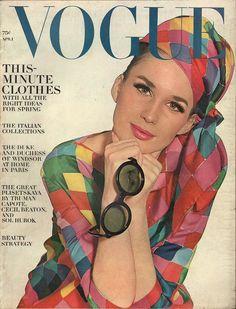 Vogue April 1 1964 - Ephemera Forever
