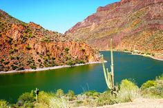 Apache Trail along the Salt River Arizona #Phoenix #Arizona #travel