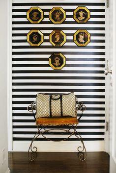 Still want a striped wall.