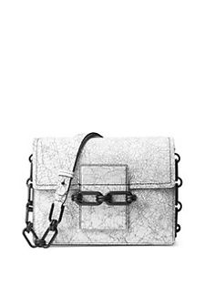 31caa39ab12e Shop for Cate Leather Medium Shoulder Bag by Michael Kors at ShopStyle.