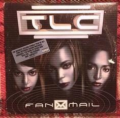 TLC  Fanmail 2x LP Vinyl Record Original Press by chezToulouse