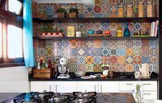 Azulejos na cozinha