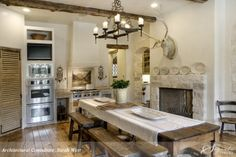 provence interior design/images | there is within this field a universal loveliness