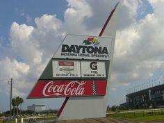 Attend the Daytona 500 Nascar race. My mom's fave race!