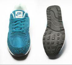 Nike Air Safari Green Abyss