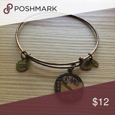 """Alex & Ani """"San Francisco"""" Charm Bracelet Selling at a huge discount because there's some tarnish that needs to be cleaned. Great bracelet for any Bay Area lover! 🌉 Alex & Ani Jewelry Bracelets"""