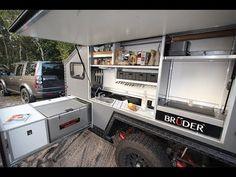 Bruder EXP-6 Off-Road Camper Trailer - YouTube