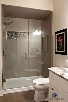 Best Inspire to Your Bathroom Shower Remodel (81)