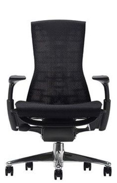 Herman Miller Embody Chair Black