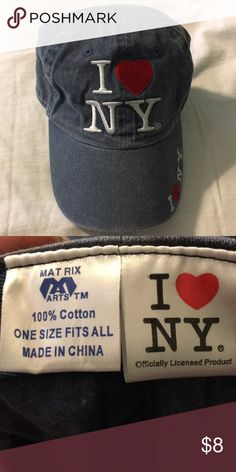 a07341a075d I just added this listing on Poshmark  I❤️NY hat😍 fits all.