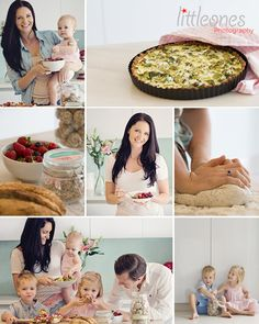 Photography with a beautiful family for their new cook book 'Carrot Sticks and Cravings.  www.littleonesphotography.com