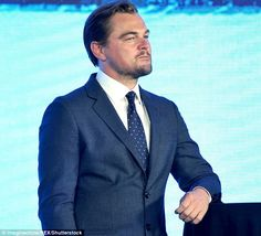Pulled out: Leonardo DiCaprio pulled out of a presenting job for a Hillary Clinton fundrai...