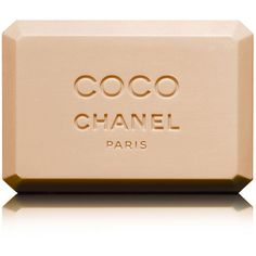 CHANEL COCOBath Soap 5.3 oz. (1,735 INR) ❤ liked on Polyvore featuring beauty products, bath & body products, body cleansers, beauty, fillers, makeup, chanel and home
