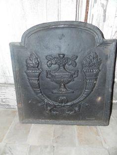 cast iron - Cheminées - Cheminées et décorations - Nord Antique