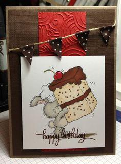 elke's blog: happy birthday konijntje