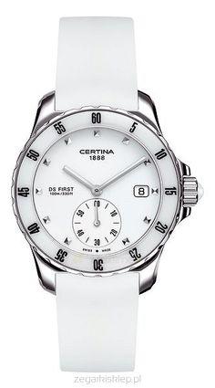 Certina Watch DS First Lady Ceramic Quartz 2e3989aa79