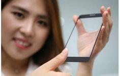 LG desenvolve leitor de impressão digital invisível